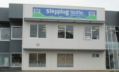 Stepping Stone Curtis Road Childcare & Early Development Centre